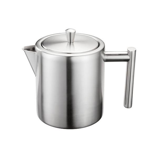 Stellar Stainless Steel 4 Cup 800ml Oslo Teapot
