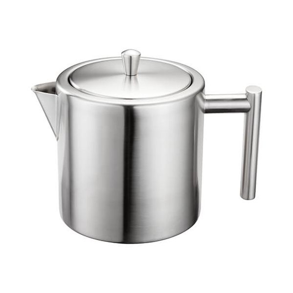 Stellar Stainless Steel 5 Cup 1L Oslo Teapot