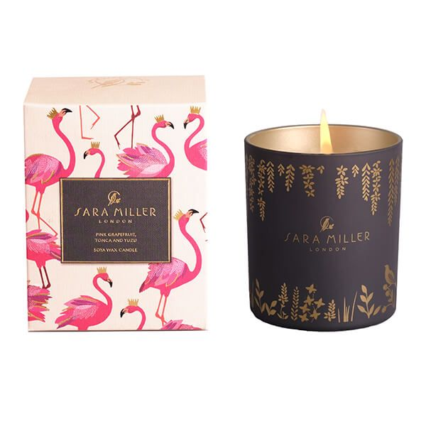 Sara Miller London Grapefruit, Tonca & Yuzu 200g Candle