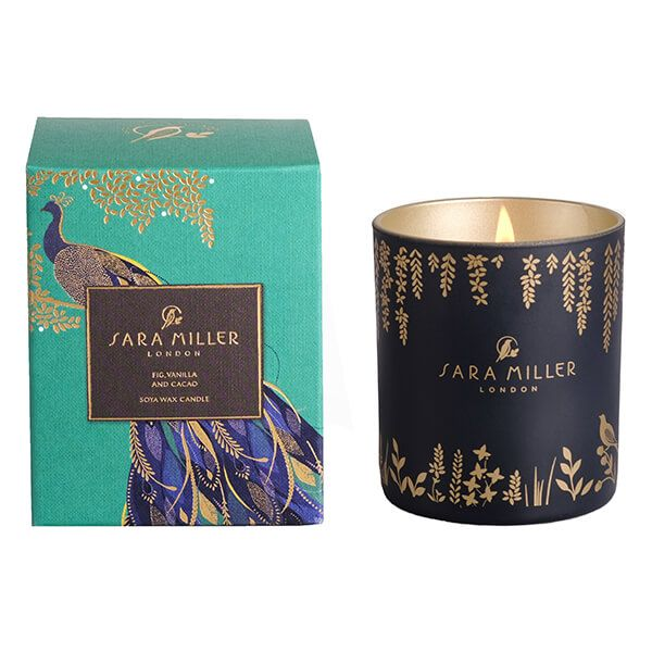 Sara Miller London Fig, Vanilla & Cacao 200g Candle