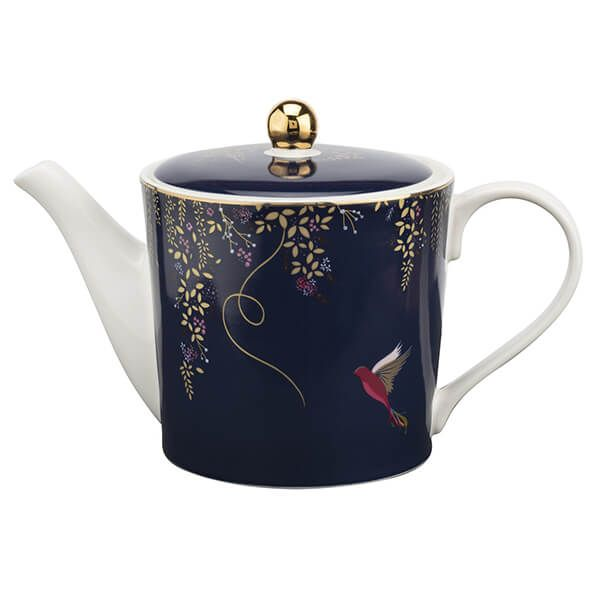 Sara Miller Chelsea Collection Small Teapot