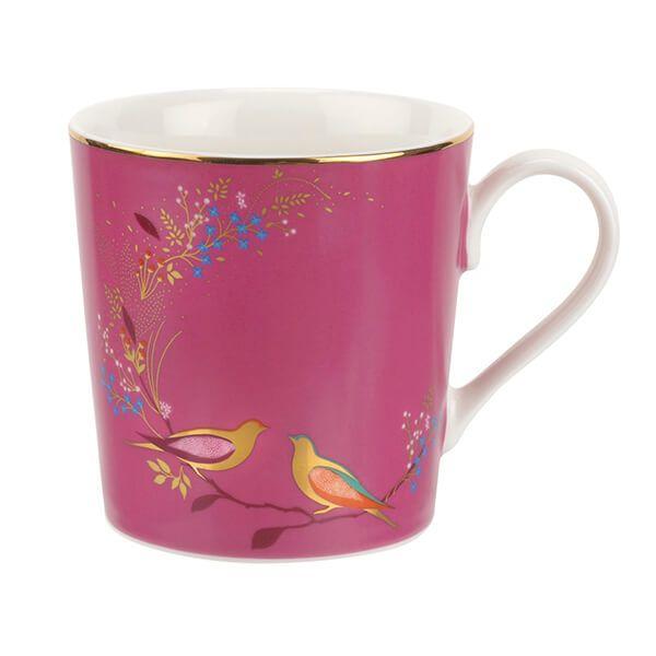 Sara Miller Chelsea Collection Pink Mug