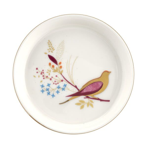 Sara Miller Chelsea Collection Pink Mini Dish