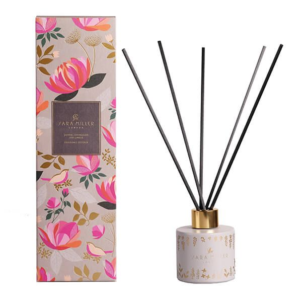 Sara Miller London Jasmine, Lemongrass & Ginger 100ml Diffuser