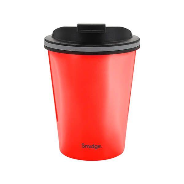 Smidge Travel Cup 236ml Coral