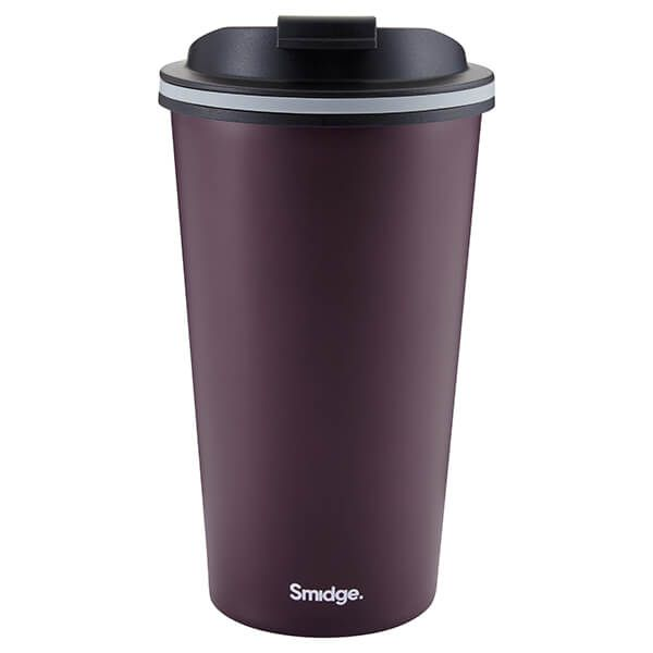 Smidge Travel Cup 355ml Autumn Berry
