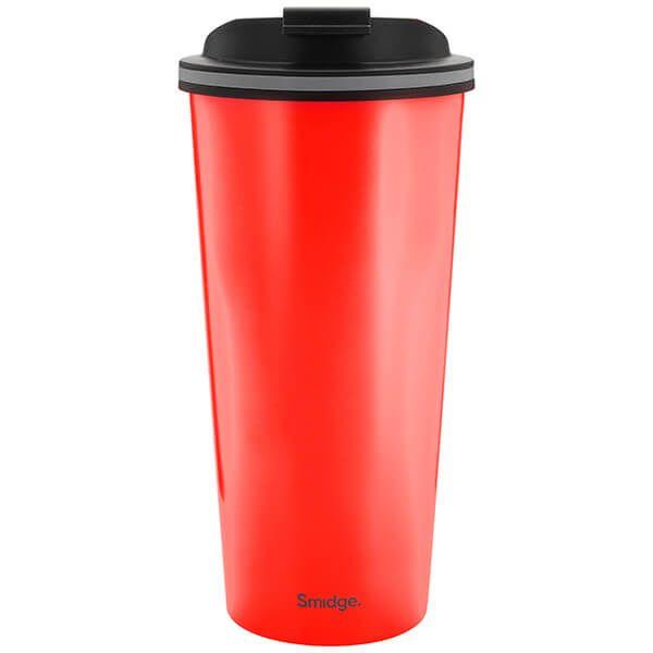 Smidge Travel Cup 473ml Coral