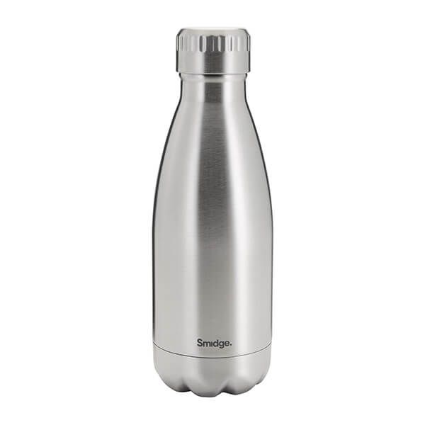 Smidge Bottle 325ml Steel