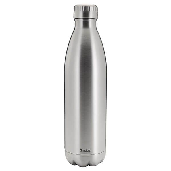 Smidge Bottle 750ml Steel