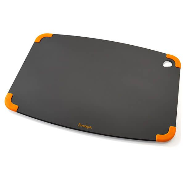 Smidge Slice Chopping Board 44 x 32 x 0.6cm Slate & Citrus
