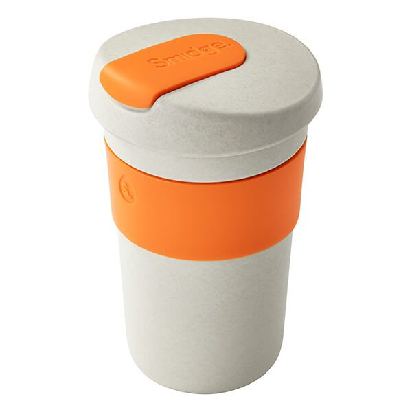 Smidge Coffee Cup 400ml Sand & Citrus