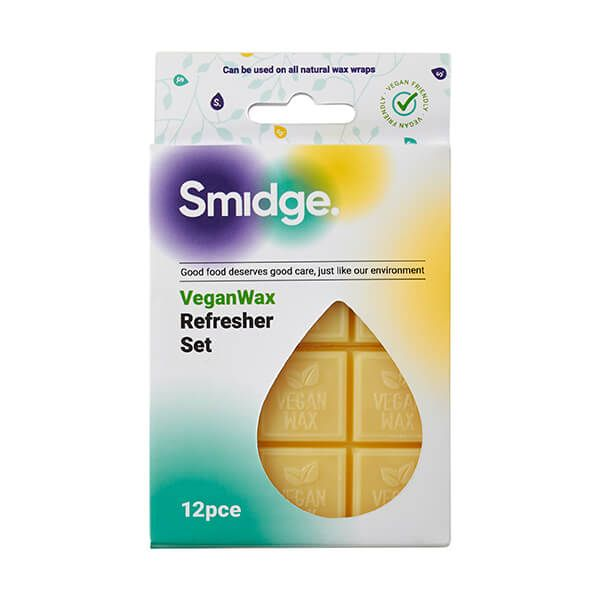 Smidge Vegan Wax Refresher 12 Piece Set