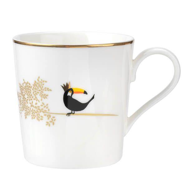 Sara Miller Piccadilly Terrific Toucan Mug