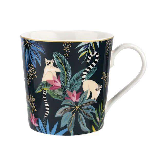 Sara Miller Tahiti Lemur Mug