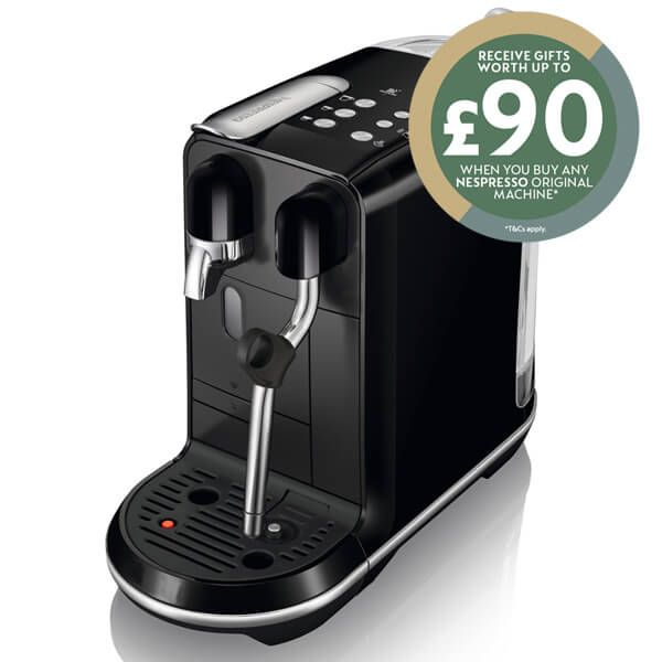 Sage Nespresso The Creatista Uno with FREE Gift