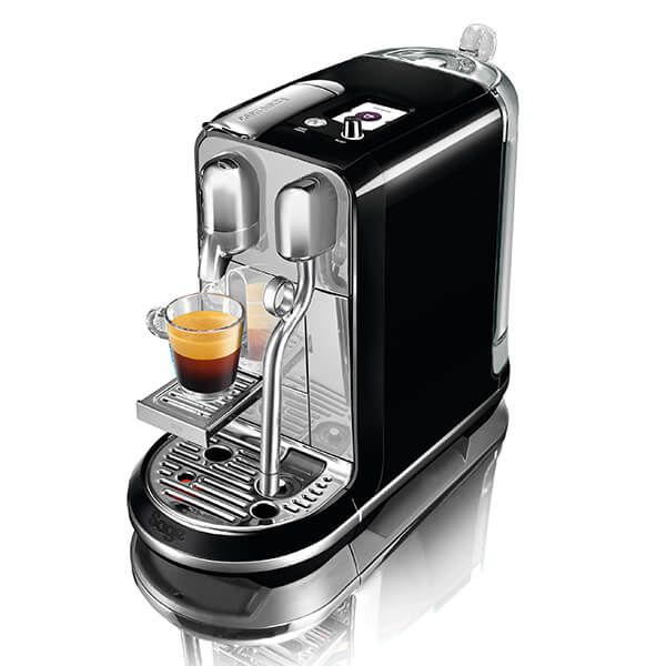 Sage Nespresso The Creatista Plus Black Truffle Coffee Machine