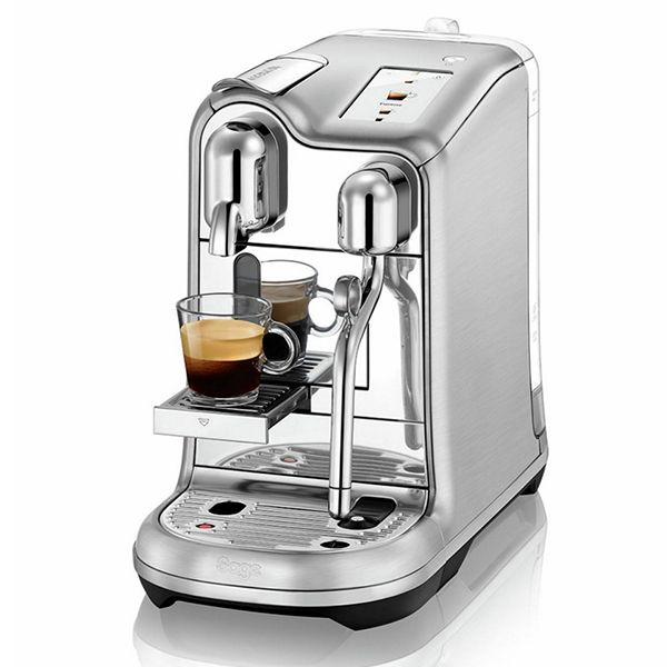 Sage Nespresso Creatista Pro Stainless Steel Coffee Machine