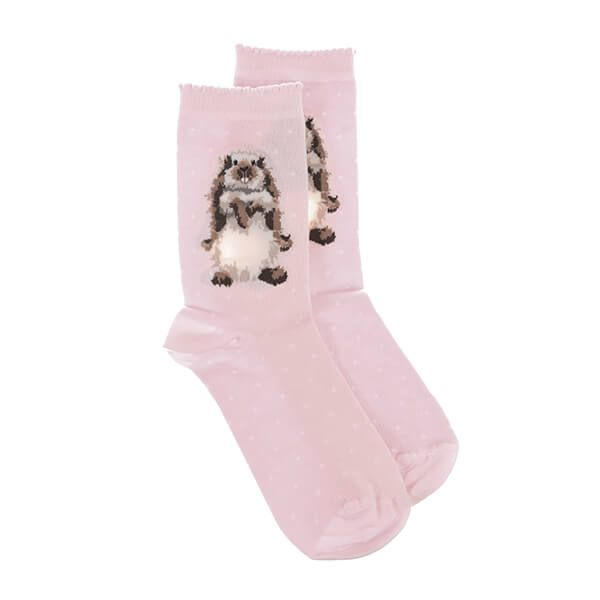 Wrendale Designs Earisistible Rabbit Socks