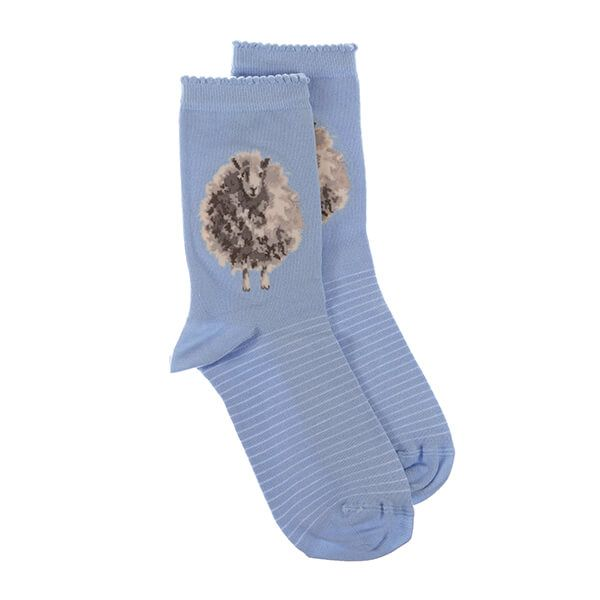 Wrendale Designs The Woolly Jumper Sheep Socks
