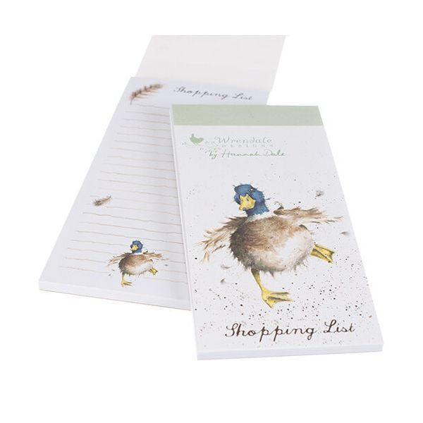 Wrendale Duck Shopping Pad
