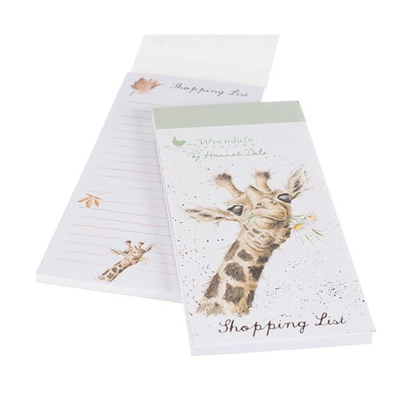 Wrendale Giraffe Shopping Pad