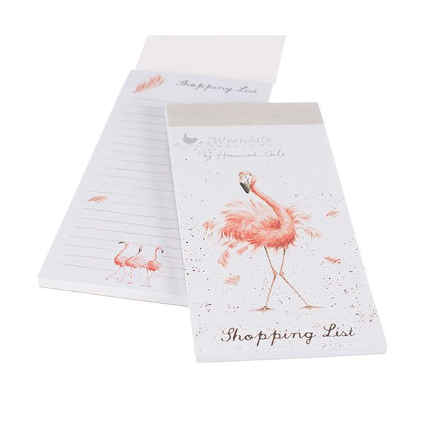 Wrendale Flamingo Shopping Pad