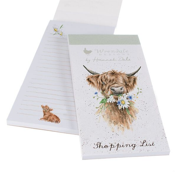 Wrendale Designs Daisy Coo Shopping Pad