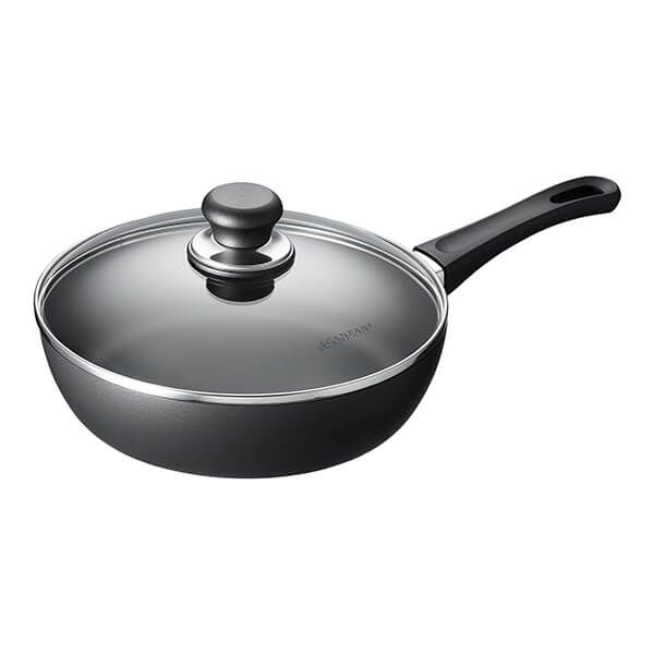 Scanpan Classic Induction 24cm Saute Pan with Lid