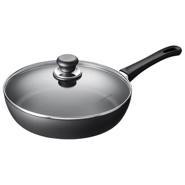 Scanpan Classic Induction 28cm Saute Pan with Lid