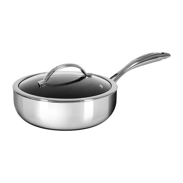Scanpan HaptIQ 26cm Deep Saute Pan with Lid
