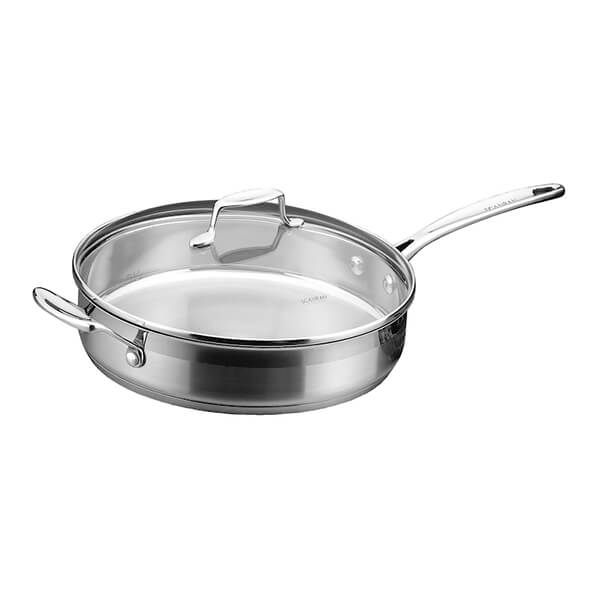 Scanpan Impact 28cm Saute Pan with Lid