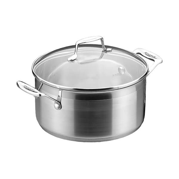 Scanpan Impact 2.5L Casserole with Lid