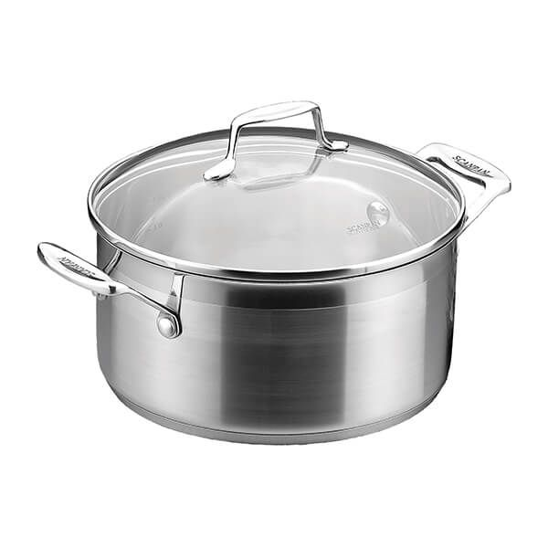 Scanpan Impact 3.2L Casserole with Lid