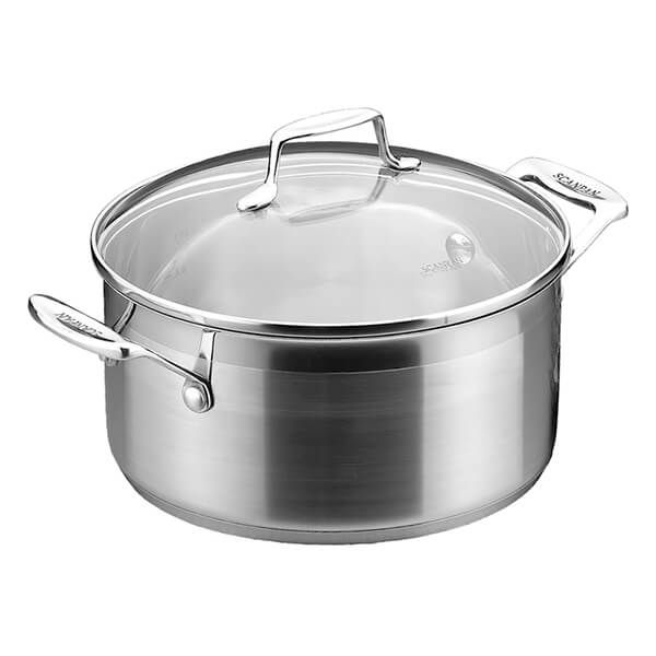 Scanpan Impact 4.5L Casserole with Lid