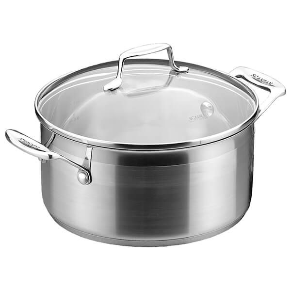 Scanpan Impact 4.8L Casserole with Lid