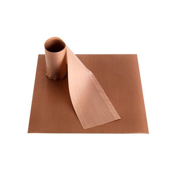 "Bake O Glide 10"" / 250mm Square Tin Set & Frilled Wall Liner"