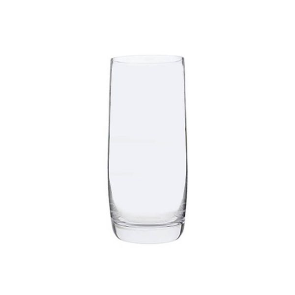 Dartington Crystal Set Of 6 Highball Glasses