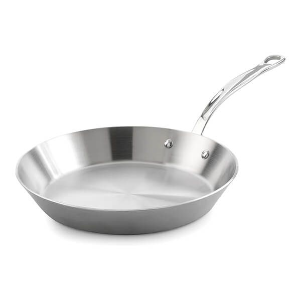 Samuel Groves Classic Stainless Steel Triply 26cm Frying Pan