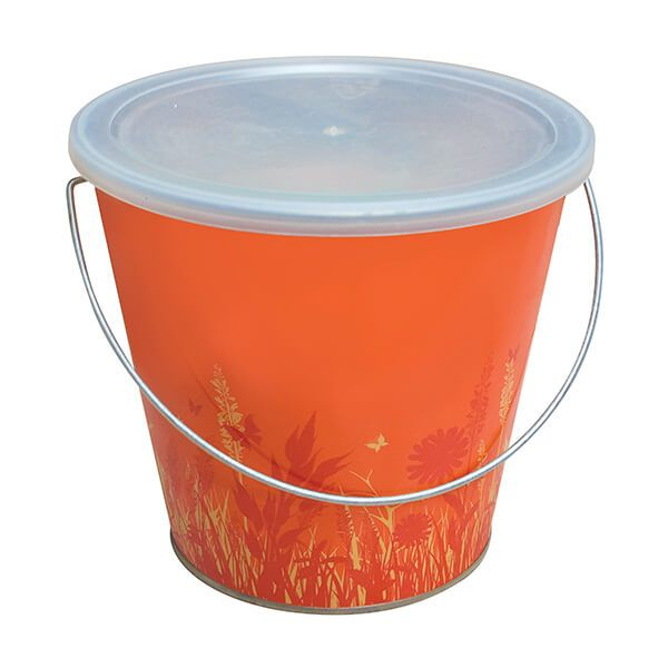 The Buzz Citronella Candle Bucket