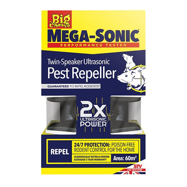 The Big Cheese Ultra Power Pest Repeller