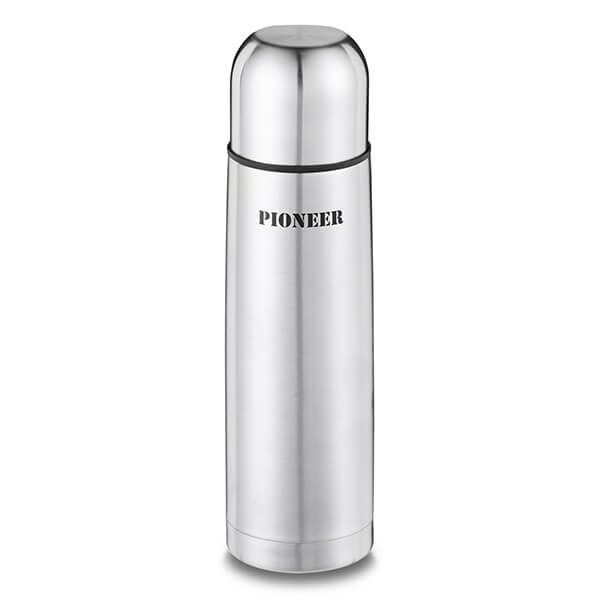 Pioneer 500ml Stainless Steel Vacuum Flask
