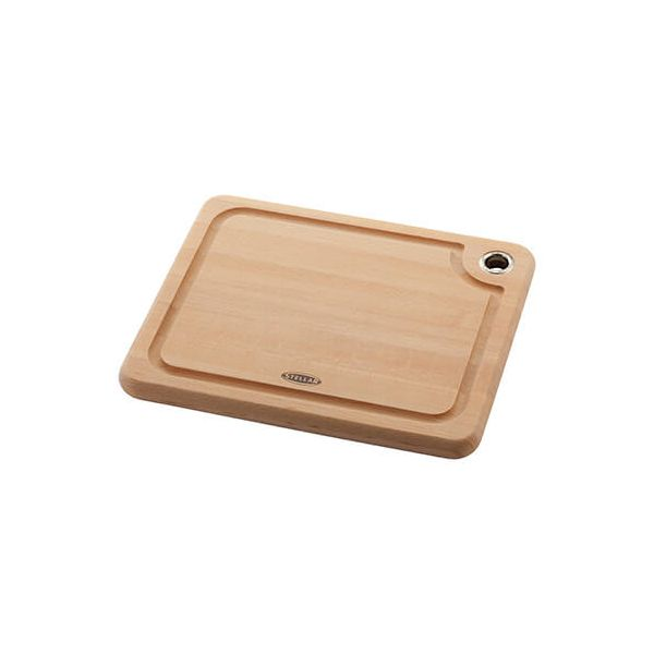 Stellar Beech Woodware 27 x 22 x 2cm Cutting Board