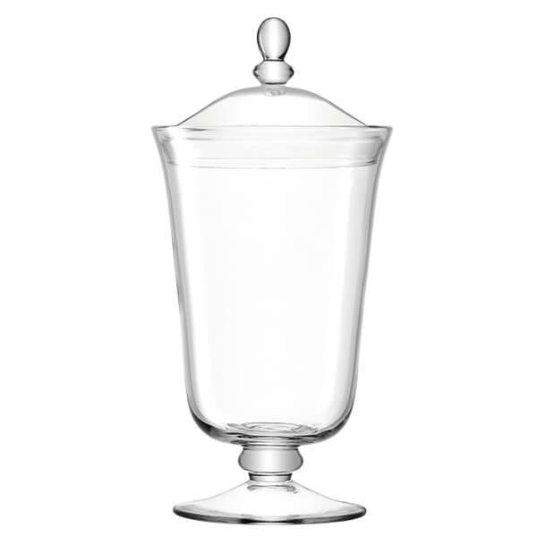 LSA Serve Bonbon Jar Clear