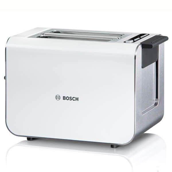 Bosch Styline Toaster White