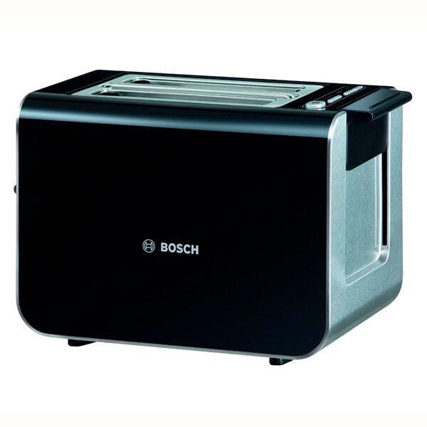 Bosch Styline Toaster Black