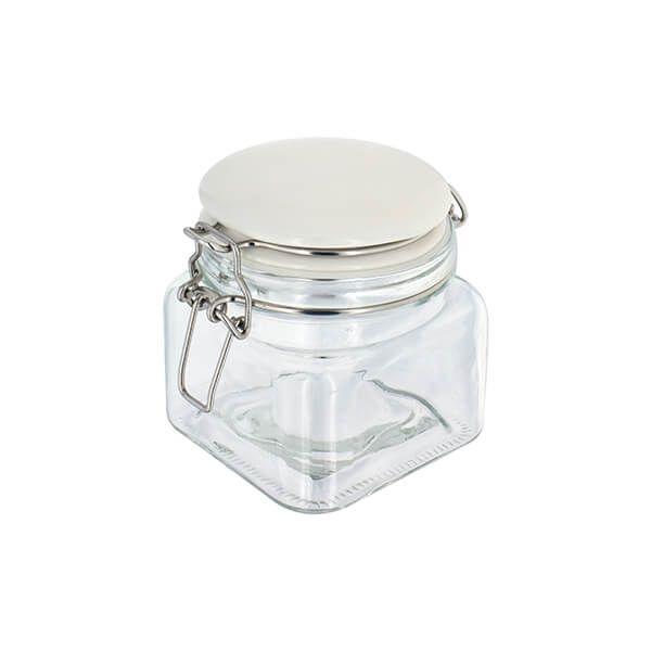Judge Kitchen Clip Top Storage Jar, 500ml