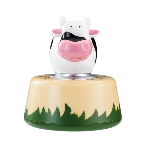 Judge Grazing Cow Kitchen Timer
