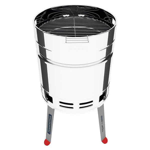 Tramontina Churrasco TCP-400 Beer Barrel Grill/BBQ