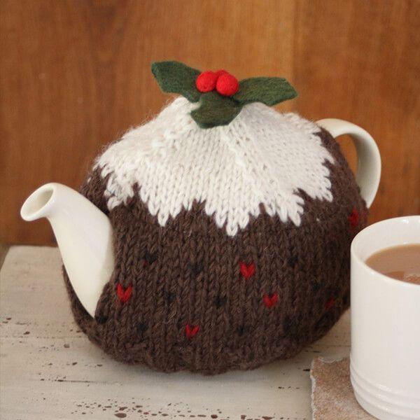 Pachamama Christmas Pudding Tea Cosy