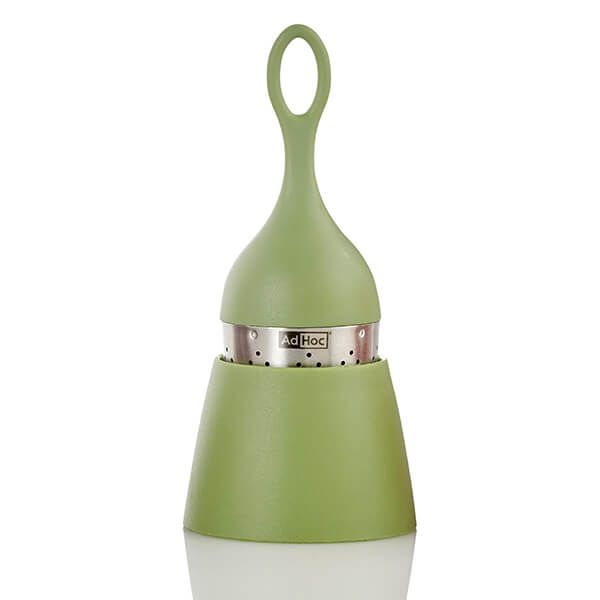 Adhoc FLOATEA Tea Infuser Green